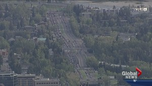 Several major construction projects and events could snarl Calgary traffic