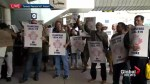 700 ground crew workers at Toronto Pearson Airport on Strike