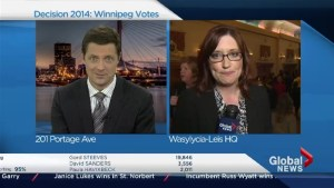 Winnipeg Votes: Shock at Wasylycia-Leis campaign headquarters