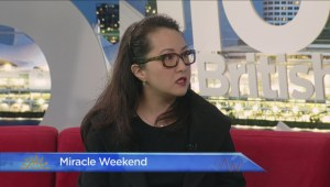 Miracle Weekend: Helping kids with mental health illness