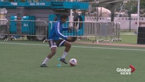 FC Edmonton's Shamit Shome attracts attention from Canada's under-20 team