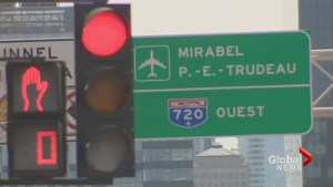 Major road closures in Montreal
