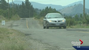 Road conditions spur complaints in Summerland