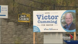 Vernon ignoring its own rules on political signage