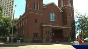 Restoration begins on Edmonton's McDougall United Church