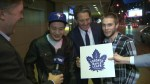 Toronto Maple Leafs win first dibs in NHL draft in June