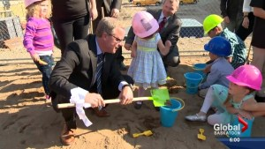 Ground breaking on new children's hospital takes place