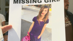 Body of missing 8-year-old California girl found