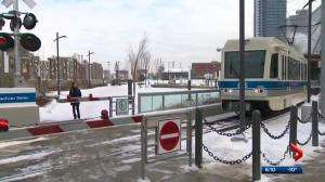 Edmonton mayor makes renewed push for LRT expansion