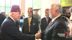 Montreal Shriners Hospitals opening