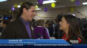 Winnipeg Votes: Robert-Falcon Ouellette thrilled with result