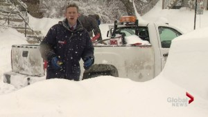 Montreal commute hampered by major snowstorm