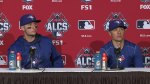 Troy Tulowitzki, Ryan Goins discuss moving forward, forgetting previous loss to Royals