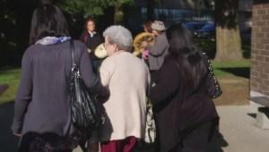 Families of two murdered girls attend Garry Handlen's court appearance