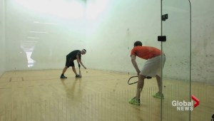 Racquetball is cool again