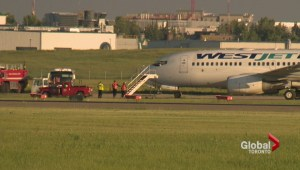 Fourth Westjet flight target of hoax bomb threat