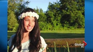 Celebration of life held for Surrey teen Chantal Maclean