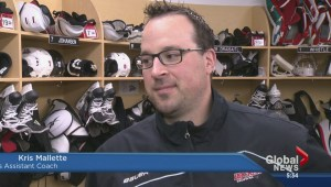Rookie Rocket coaches ready for Memorial Cup