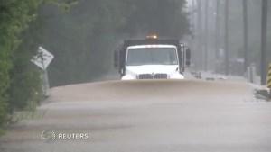 Deadly floods hit Louisiana