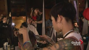 Vancouver's best barbers showdown at Fortune Sound Club
