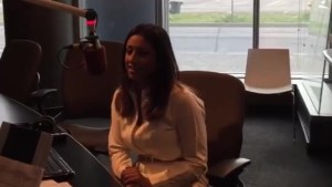 Farah Nasser talks #GreaterTorontoDay with AM 640's John Oakley