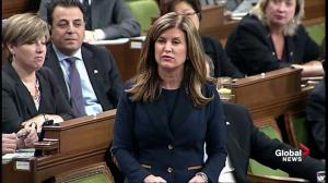 Ambrose seeks clarification to PM Trudeau's proposed attendance at Question Period