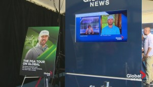 RBC Canadian Open: Shaw gets into the swing of things at Canadian Open