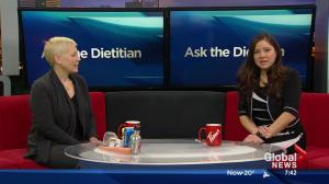 Ask The Dietitian: Nutritional Changes for 2017