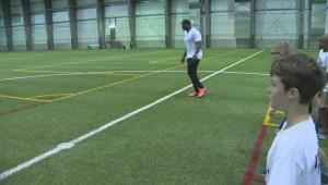 Izzy Idonije Football Camp