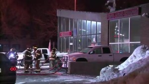 Police investigate arson at Pointe-aux-Trembles car dealership