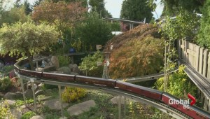 Squire's Take: Garden railroads