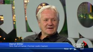 "Hockey great Darryl Sittler looks back on career in ""Captain"" memoir"
