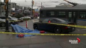 Man in custody after a series of knife attacks in Vancouver