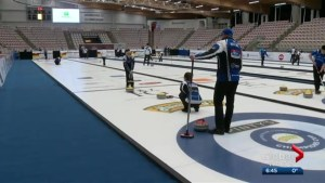 The Grand Slam of Curling Champions Cup sweeps through Calgary this week