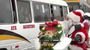 Santa Claus festivities from around the world!