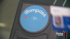 Compass card a year behind schedule