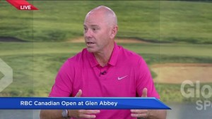 Ian Leggatt talks Canadian Open