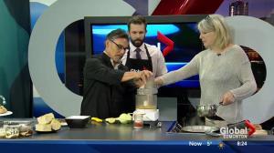 Juniper Cafe & Bistro in the Global Edmonton Kitchen: Part 1