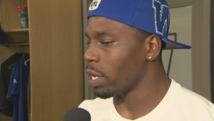 RAW: Bombers Chris Randle on win over Eskimos