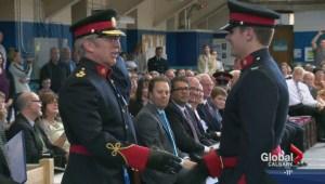 Calgary Police Chief Hanson retires