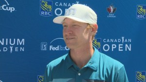 RBC Canadian Open: Carrigan in the mix after round one