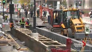 Montreal doubles-up on construction