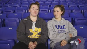 Questions female hockey players get asked