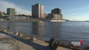 Port Saint John construction plan