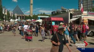 Edmonton festivals thriving despite economic downturn