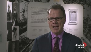 Raw video: Education minister Gordon Dirks speaks about Bill 10
