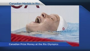Taxes on Canadian prize money from Rio Olympics
