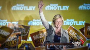 NDP's historic win in Alberta's provincial election