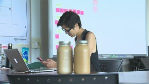 Students work through summer in New Brunswick to get head start on business