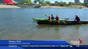 Mayor's Paddle-Palooza to include historic trip
